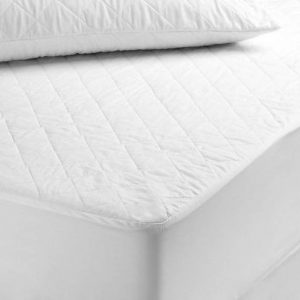 Elainer Natural Cotton Mattress Protector 200GSM Filling