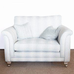 Alstons Flemming Snuggler Chair