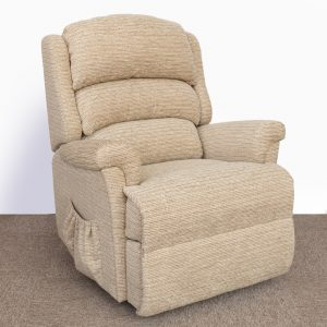 Sherborne Albany Dual Motor Recliner with Added Lumber Support