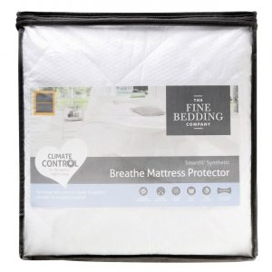 Fine Bedding Company Breathe Mattress Protector