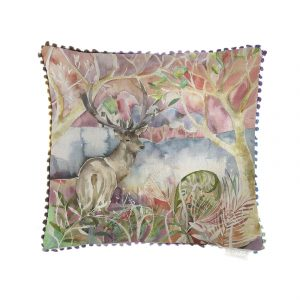 Voyage Wandering Stag 50×50 Cushion