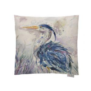 Voyage Heron Cushion