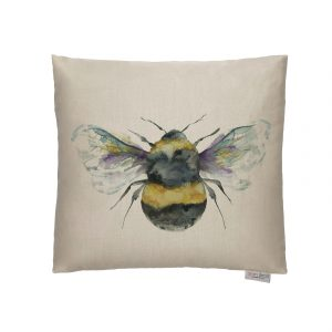 Voyage Lorient Bee Linen Cushion