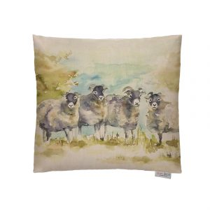 Voyage Sheep Herd Cushion