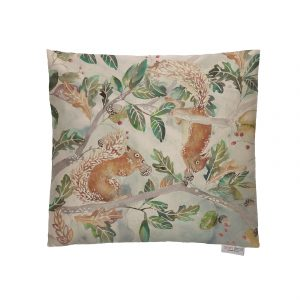 Voyage Lorient Squirrels Cushion