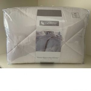 Elainer 13.5 Tog Cotton Cover Duvet