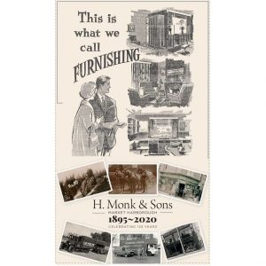 125 Years Commemorative Tea Towel