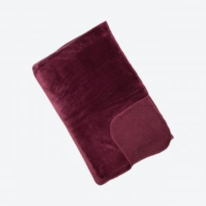 Malini Cosy Throw Red