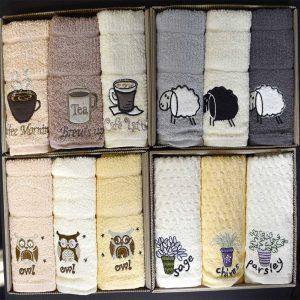 Riggs Boxed Tea Towels