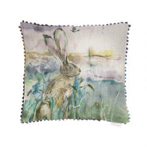 Voyage Morning Hare 50×50 Cushion
