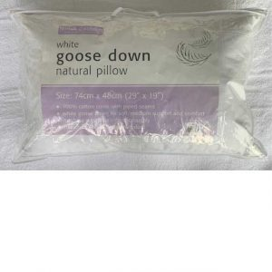Norfolk Feather Goose Down pillow