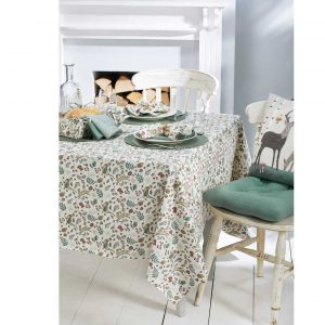 Walton & Co Woodland Magic Tablecloth