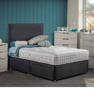 Sweet Dreams Complete Ortho 750 2 Drawer Divan set/ Mattress