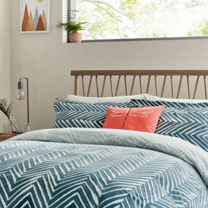 Scion Azumi Duvet Cover Set, Lake