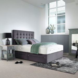 Harrison Hollyhock 10750 Divan Set / Mattress