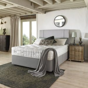 Harrison Lavender 18400 Divan Set / Mattress