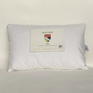 Royal Norfolk Goose Down Surround Pillow