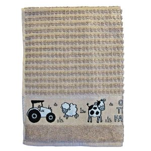 Riggs On The Farm Kitchen Towel
