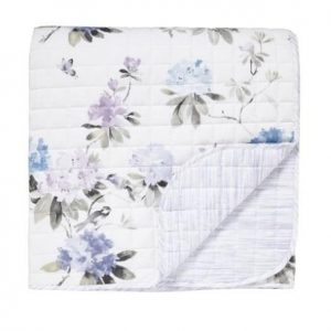Sanderson Rhodera Quilted Throw