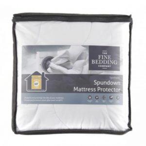 Fine Bedding Company Spundown Mattress Protector