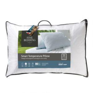 The Fine Bedding Company Smart Temperature Pillow