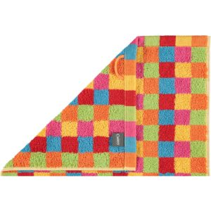 Cawo towels Life Style Check 7017 multicolour