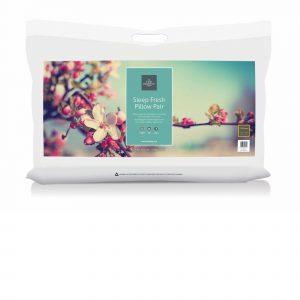 The Fine Bedding Company Sleepfresh Pillow Pair