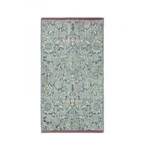 Slate Grey Sunflower Luxury Towels by William Morris